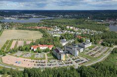 Visamäki Campus in Hämeenlinna