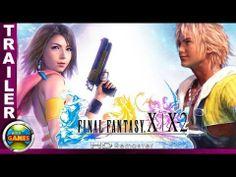 Final Fantasy X & X 2 Remaster Trailer