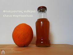 Κυριακή στο σπίτι...: Φτιάχνοντας αιθέριο έλαιο πορτοκαλιού [Project 21]