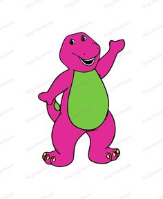 Barney And Friends SVG 1 svg dxf Cricut Silhouette Cut Barney The Dinosaurs, Barney & Friends, Dinosaur Drawing, Kids Shows, Silhouette Designer Edition, Easy Paintings, The Little Mermaid, Cricut Design, Cutting Files