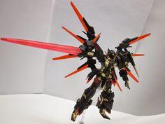 Custom Build: 1/144 Exia Phantom Frame - Gundam Kits Collection News and Reviews