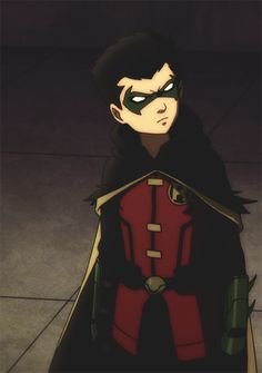 Damian Wayne/ Robin in Son of Batman