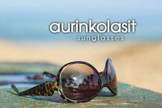 aurinkolasit ~ sunglasses
