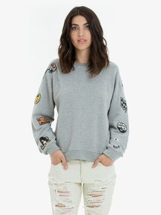 Moonrise Crewneck – OBEY Clothing