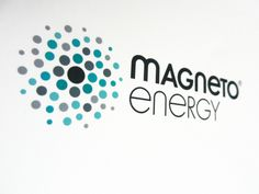 Project: Magneto Energy Logotype  Art Director: Daniele Venturini  Agency: Key Business Perugia  Client: Unitekno SpA