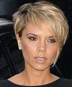 15 Victoria Beckham Short Blonde Hair http//www.short
