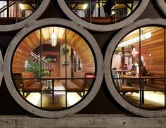 The Prahran Hotel [Melbourne] – Trendland Online Magazine Curating the Web since 2006 Tiny House Cabin, Tiny House Design, Container Hotel, Architecture Design, Garden Pods, Capsule Hotel, Hotels, Dome Tent, Dome House
