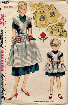 mother daughter dress patterns