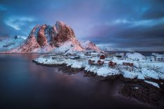 Sunrise in Hamnoy by toni fernandez on 500px