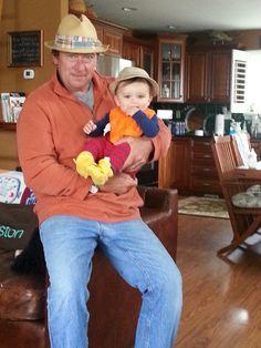 Poppy and his mini me