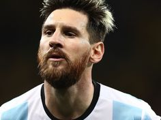 The Best Lionel Messi Hairstyles Over Years