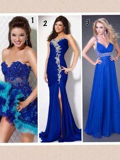 blue fashion style moda clothes wear picture image dress http://www.womans-heaven.com/blue-dress-20/
