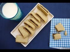 How To Make Homemade Fig Newtons: Video pinned from Weelicious.com