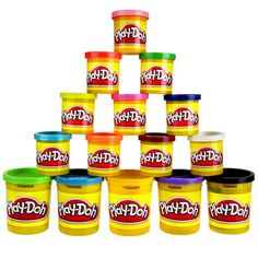 Play Doh actually i still play with play dough on the regular