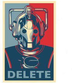 Cybermen. Oh yes.