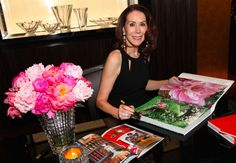 Carolyne Book Signing in Paris for her new book