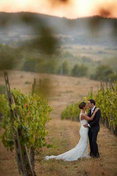 Love in the Chianti vineyards