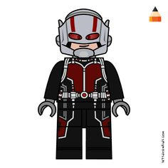 Learn Drawing Lego Avengers Infinity War with this step-by-step tutorial and video. Simpsons Drawings, Cartoon Drawings, Ant Man Lego, Baby Toothless, Adventure Time Drawings, Pig Character, Oswald The Lucky Rabbit, Simpsons Characters, Monster Drawing