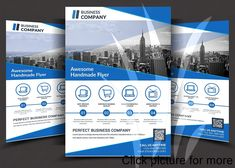 Ad: Best Business Flyers Templates by AfzaalGraphics on Best Business Flyers Templates Fully layered PSD 300 Dpi, CMYK or later Completely editable, print ready Text/Font or Color can be Flyer Free, Business Flyer Templates, Templates Printable Free, Business Resume, Business Design, Business Flyers, Indesign Free, Advertising Flyers, Make A Flyer