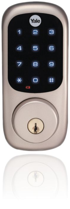 10 Best Yale Digital Door Locks Images Door Locks Locks
