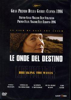 Le onde del destino  Lars Von Trier  1996  giudizio:  ★★★  grafica copertina:  ★★