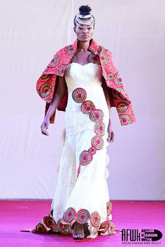 Yvonne Ex Accra Fashion Week  Fashionghana