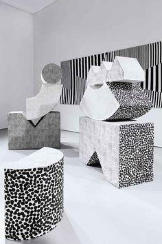 'Soft Sculpture' by Kristine Mandsberg.