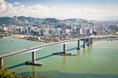 VILA VELHA-ES E VITÓRIA-ES BRASIL