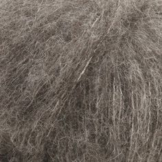 DROPS Brushed Alpaca Silk 03 Grå