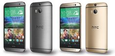 HTC has officially unveiled its new HTC One (M8) flagship