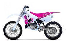 1991 Yamaha YZ125 | Tony Blazier | Flickr Dirt Bike Boots, Dirt Bike Gear, Motorcycle Dirt Bike, Pit Bike, Dt Yamaha, Yamaha Yz 125, Yamaha Motocross, Motorcross Bike, Chevy Diesel Trucks