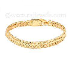 Mens Gold Bracelets, Jewelry Bracelets, Bangles, Gold Jewelry, Jewelry Accessories, Jewels, Chain, Yellow, Stylish