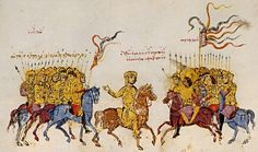 Aristocratic estates began to grow larger, which lead to aristocratic generals in addition becoming stronger. Pressures from the Arabs and Slavic kingdoms forced the empire to go through ups and downs. Louis The Pious, Thomas Man, Eslava, The Monks, Mythological Creatures, Ancient Greece, Byzantine, Art Blog, New Art