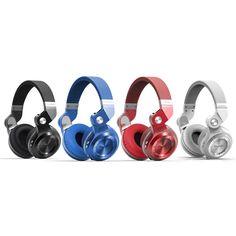 Bluedio Turbine T2S Bluetooth 4.1 Headsets  Wireless Stereo Headphones Mic/Bass