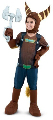 Ratchet and Clank Halloween Costume | Ratchet, Halloween costumes ...