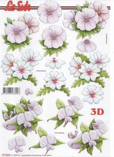 Feuille 3d fleurs et piano http fournitures for Feuille de piano robe de mariage