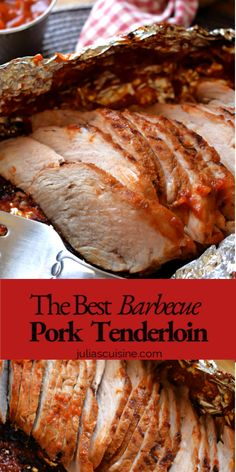 Pork Tenderloin Marinade, Pork Marinade, Pork Tenderloin Recipes, Pork Roast, Barbecue Recipes, Pork Recipes, Cooking Recipes, Barbecue Sauce, Grilling Recipes