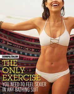 Bikini Workout - Exercises to Feel Sexier in Any Bathing Suit Bikini Body Motivation, Fitness Motivation, Fitness Goals, Bikini Body Guide, Suits Season, Body Workout At Home, Week Workout, Workout Plans, Bikini Ready