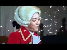 Mozart 小星星變奏曲 - YouTube