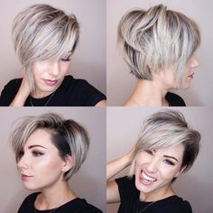 Image result for short edgy soft hair site:pinterest.com