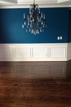 Preventing build-up, grit and dust are all ways to help your hardwood floors last longer. (Photo courtesy of Angie's List member Alex K. of Charlotte)