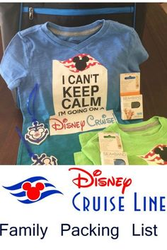 The Ultimate Disney Cruise Family Packing List - What to Pack and What to Forget