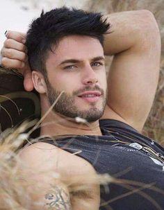 Rodrigo Marim O La Em Casa Ariana Beard Boy Sexy