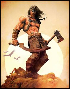Conan has come a long way since Robert E Howard first invented him in the 1930's. Novels (written by himself, his editors, and many many con...