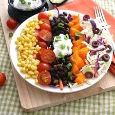 Low fat salad dressings and sauces - awesome tip on saving calories. . . Click for recipe
