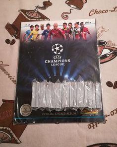 UEFA CHAMPIONS LEAGUE 2013 2014 13 14 Panini empty album leeralbum stickers set
