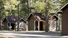 Sleeping Cabin - 1 Queen (S1Q) » Cabins » Accommodations » Legion Lake Lodge » Lodges & Cabins » Custer State Park Resort