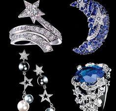 Chanel Comete Jewelry