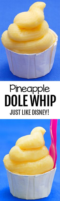Dole Whip Recipe – Bring Disney to your Kitchen!
