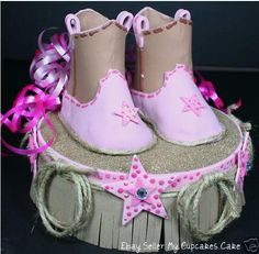 Cowgirl Birthday Cake on Cowgirl Cake Ideas